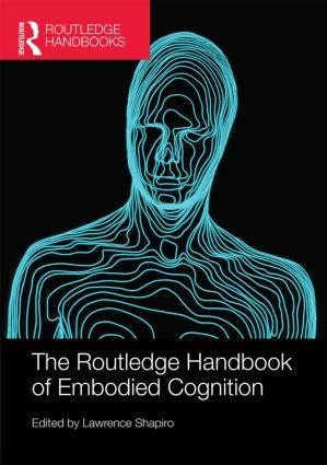 """Page de couverture de """"The Routledge Handbook of Embodied Cognition"""""""