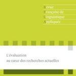 """Page de couverture de """"Revue Française de Linguistique Appliquée"""""""