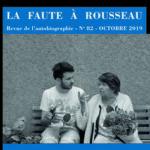 """Page de couverture de """"La Faute à Rousseau"""""""
