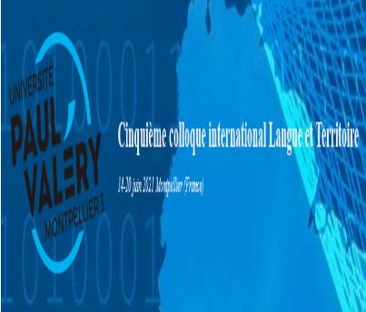 Colloque Langue et Territoire 5
