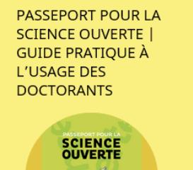 Passeport pour la Science Ouverte 2