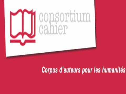 Consortium CAHIER